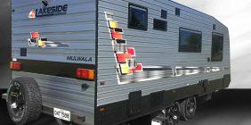 funny caravan stickers melbourne
