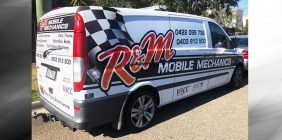 Car graphics campbellfield