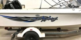 custom boat wraps melbourne