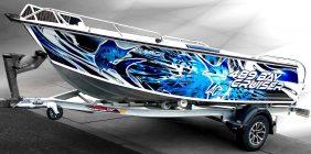 melbourne custom boat wrap
